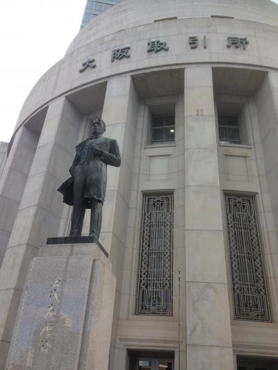 高槻城から大阪市内と大阪を駆け巡る
