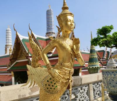 バンコクの旅 2019年11月(1) ソンブーン・シーフード、ワット・アルン、王宮など