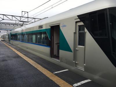 一人湯治旅  東武線と会津田島編