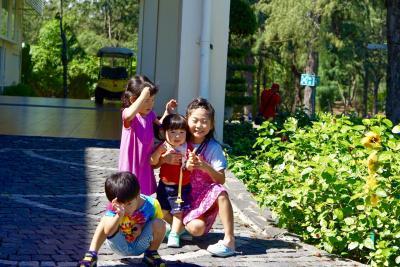 家族旅行♪初めてのベトナム・ダナン♪1歳3歳5歳9歳子連れで海外4泊6日旅行に行ってみた!初日出発編