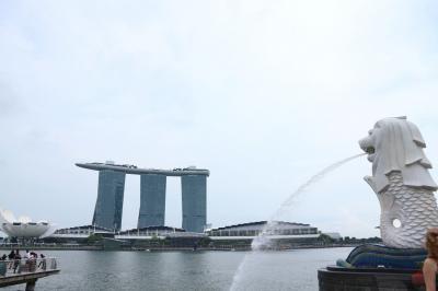 はじめてのシンガポール
