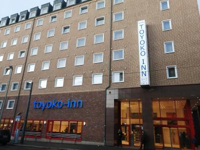 東横インフランクフルトは絶対お勧めのホテル