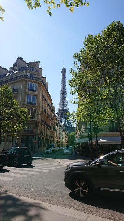 いきあたりばったりの女一人旅!2泊3日で魅惑の都パリを満喫!
