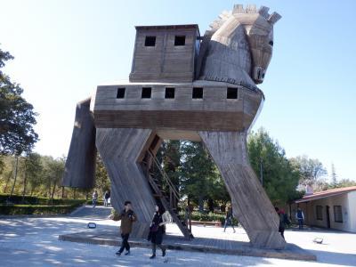 トルコ周遊旅行①