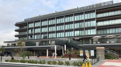 横浜に新たな観光スポット誕生 !「横浜ハンマーヘッド」