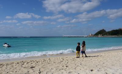 家族5人で行く沖縄 4days