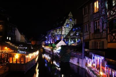 ドイツ・フランス、クリスマスマーケットを巡る ~6・7日目 コルマール、ちょこっとエギスハイム~