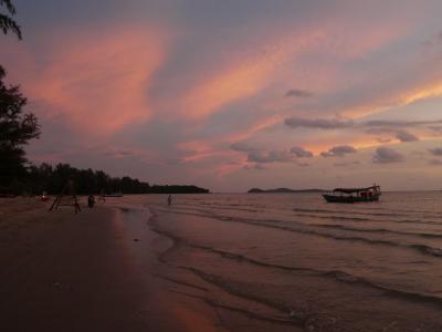 カンボジアの旅~シアヌークビル~