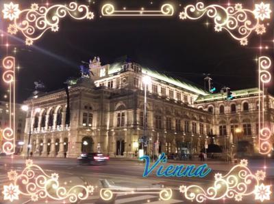 ヨーロッパ4か国周遊③4~5.8~9日目~オーストリア・ウィーン~