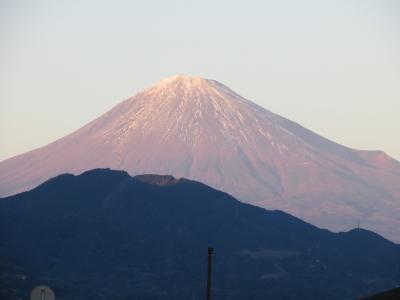 第1回富士山一周サイクリング20191114(1/3) 撤退編