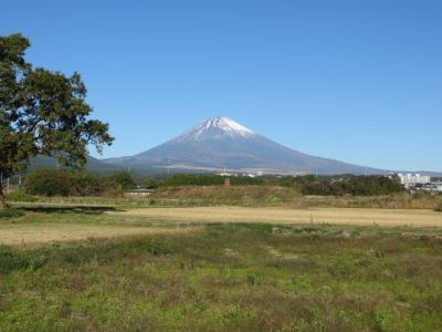 第1回富士山一周サイクリング20191116(3/3) 撤退編