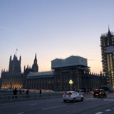 バックパッカー1人旅in London