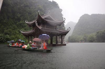 大雨のチャンアンを楽しむ3泊4日の旅