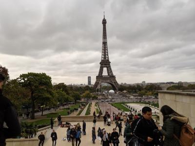フランス男一人旅!