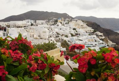 MSCシンフォニア:アドリア海クルーズ&イタリア旅行⑥ ~サントリーニ島・イア編~