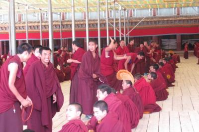 2019夏、東チベット(7)阿壩のキルティ・ゴンパとカァー・ゴンパ