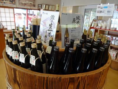 途中の日程変更で、旅行に行けた神戸旅行。(有馬温泉、灘の酒、南京町、復路編)