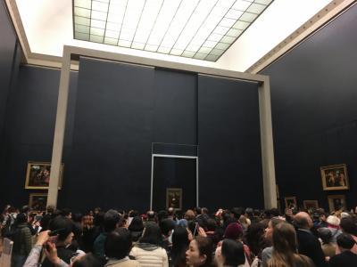 2019 秋 パリ・ロンドン旅④ パリ観光 その参の巻