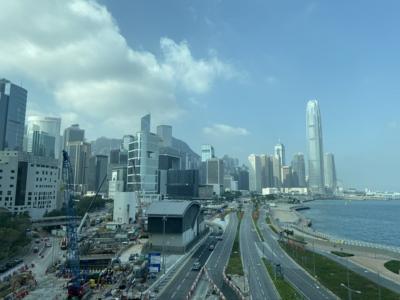 話題の香港へ。展示会に行ってきました。