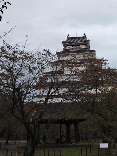 秋だよ☆日帰り小旅行②会津若松市~猪苗代町