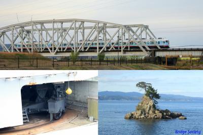 ◆富山 [北陸観光フリーきっぷ]で行く黒部峡谷紅葉狩りと橋梁等を巡る旅◆その1