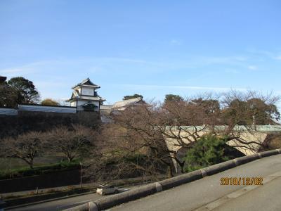 宇奈月温泉と金沢
