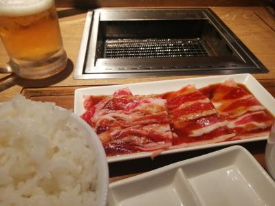 【東京大学医学部~上野方面の散歩】東大病院のハイメディック~一人焼肉で、焼肉ライクさんに行きました。