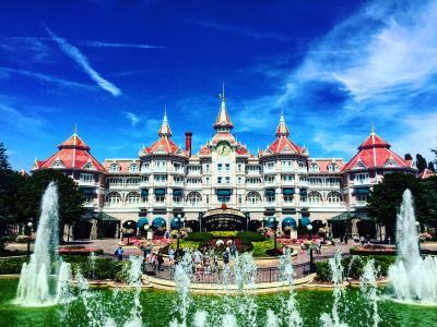 フランス パリディズニーランド Disneyland Paris