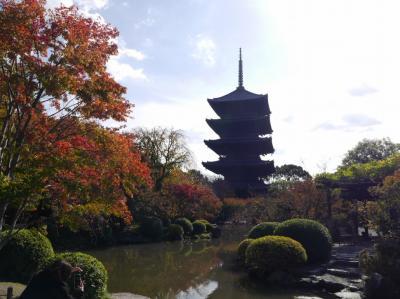 紅葉の京都 第2日