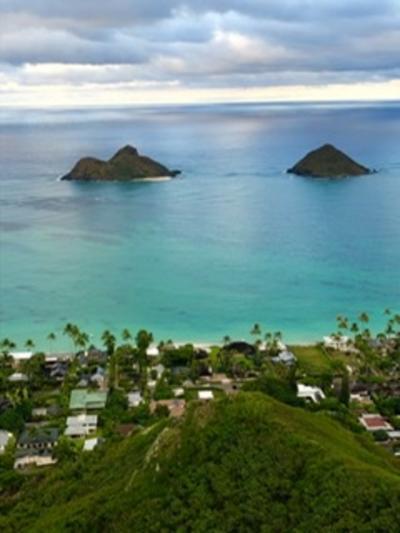 恒例の4人組ハワイ旅行