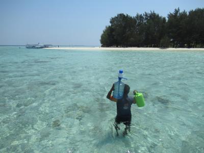 インドネシア カリムンジャワ島①