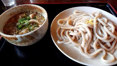 川越市で昼食。気になるうどん屋へ行ってきました。