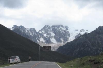 2019夏、東チベット(11)甘孜から徳格デルゲへの移動風景