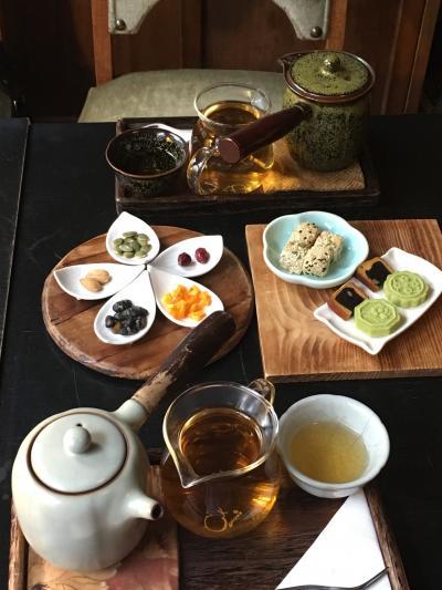 台湾に行ってきました(*´∀`)♪⑤台北レトロ街散歩と中国茶カフェ