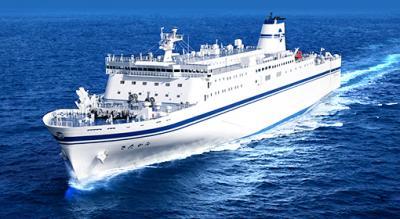 船中6泊!ほぼ日本一周クルーズ・その2.〔祝〕新造船就航 太平洋フェリー「きたかみ」乗船記 (仙台~苫小牧) 後編。