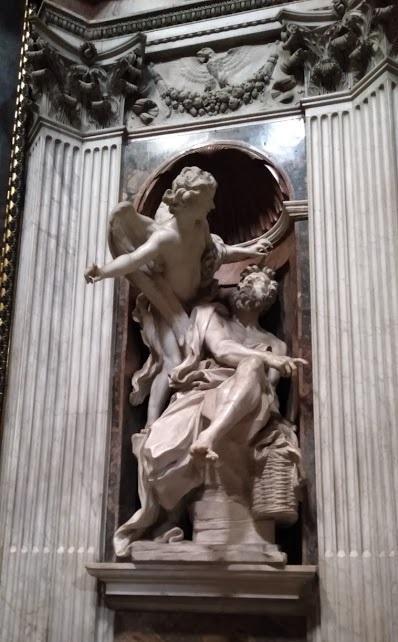 3泊5日の弾丸初ローマ、天使と悪魔も盛り込みます1