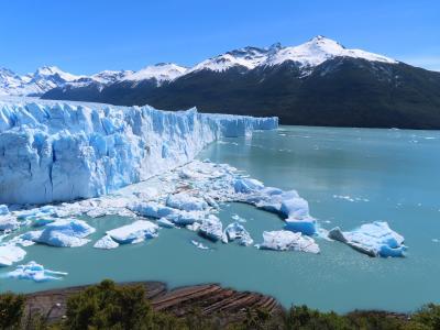 南パタゴニア 氷河と荒野とアンデス