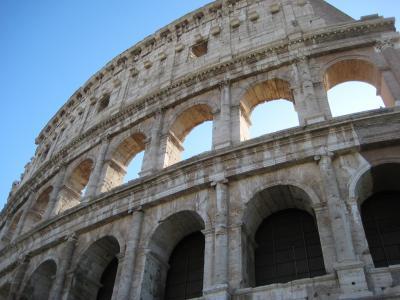 68才一人旅 ローマ・ナポリ11日間①ローマ初日。バルベリーニ広場、ポポロ広場。