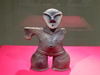 辰野美術館にて縄文土偶に仰天