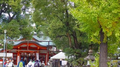 ゴンママの歩こう会・・・東淀川区・豊里~大隅界隈を歩く。