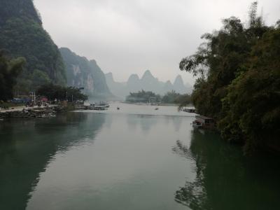 珠江三角州と桂林