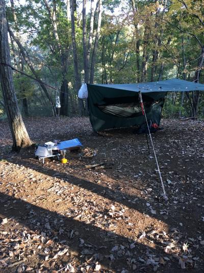 久しぶりのソロキャンプ