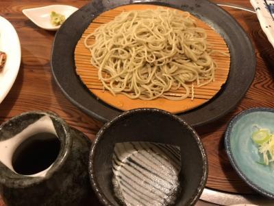 東京蕎麦巡り