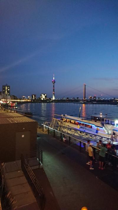 その魅力と名所を発掘!日本人が多く住むという街デュッセルドルフの旅(1日目)!