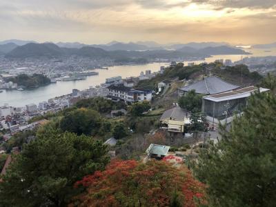2019年 秋 海と山に囲まれた尾道散歩。