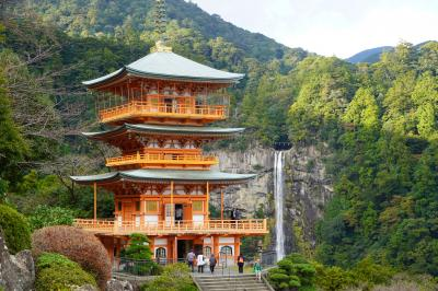世界遺産・熊野三山巡り