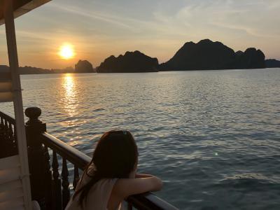 2019.8 ベトナム(ハノイ・ハロン湾) 家族旅行③