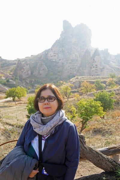 トラピックス「トルコ大周遊15日間」(12)カイマクル地下都市と鳩の谷とウチヒサールとギョレメ・パノラマからカッパドキアのツアーは始まる。