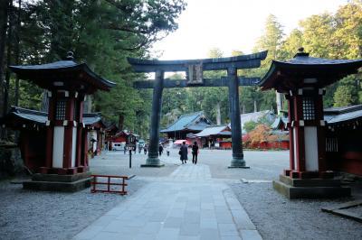 日光の社寺・・実は凄いパワースポット、日光二荒山神社をめぐります。