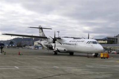 ニュージーランド航空 国内線 ダニーデンークライストチャーチ搭乗記 2019